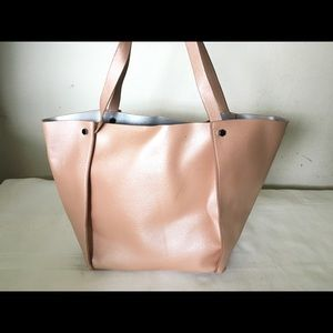 Neiman Marcus Blush Pink tote shopping Bag